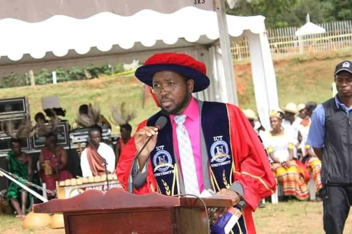 Prof. Mbarika: Africa's Cameroonian-born Prophet of Digital Economy Hailed in Nigeria & Uganda