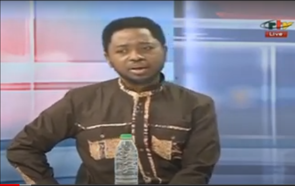 Professor Victor Mbarika on Press Hour CRTV National TV in October 2020