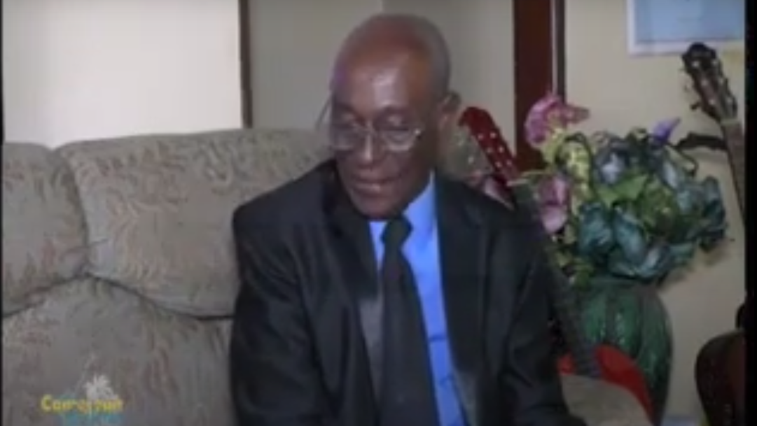 National TV interview of the patriarch of the Mbarika's family, Professor Mbarika's father, Mr. George MBARIKA, Sr.