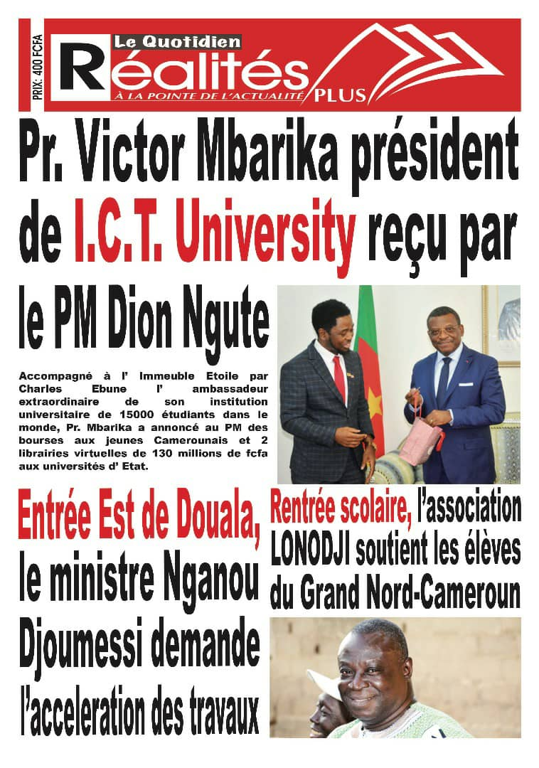 Prof. Victor Mbarika In The Media
